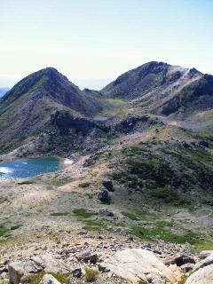 20100904加賀の白山!