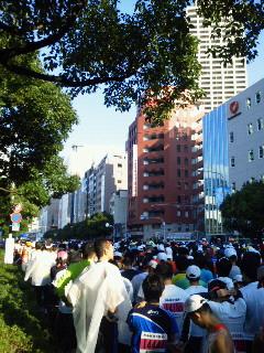 20111120第1回神戸マラソン!