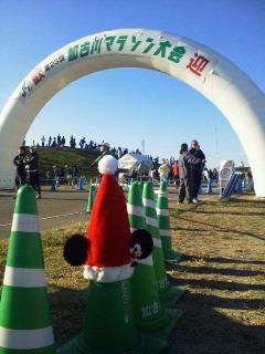 20111223第23<br />  回加古川マラソン!