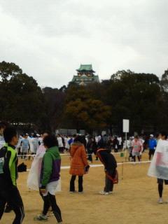 20120129第31<br />  回大阪国際♀付録ハーフマラソン!