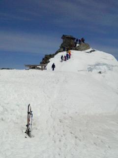 20120429立山山スキー2日目!
