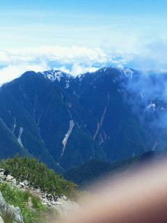20120804北岳!
