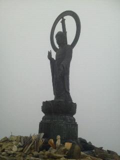 20121020大峰・釈迦ガ岳