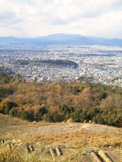 20121209東山三十六峰マウンテンマラソン