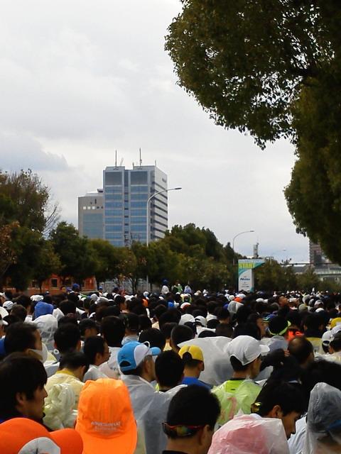 20140126大阪ハーフマラソン