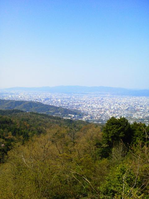 20140419京都一周トレイルラン