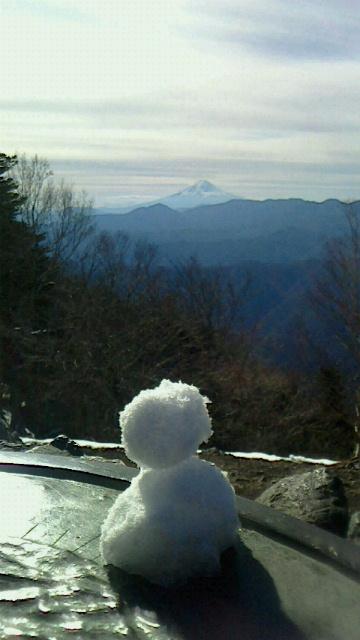 20151129雲取山